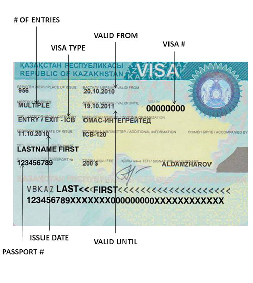 how to change your information on visa