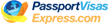 Passport Visas Express Logo